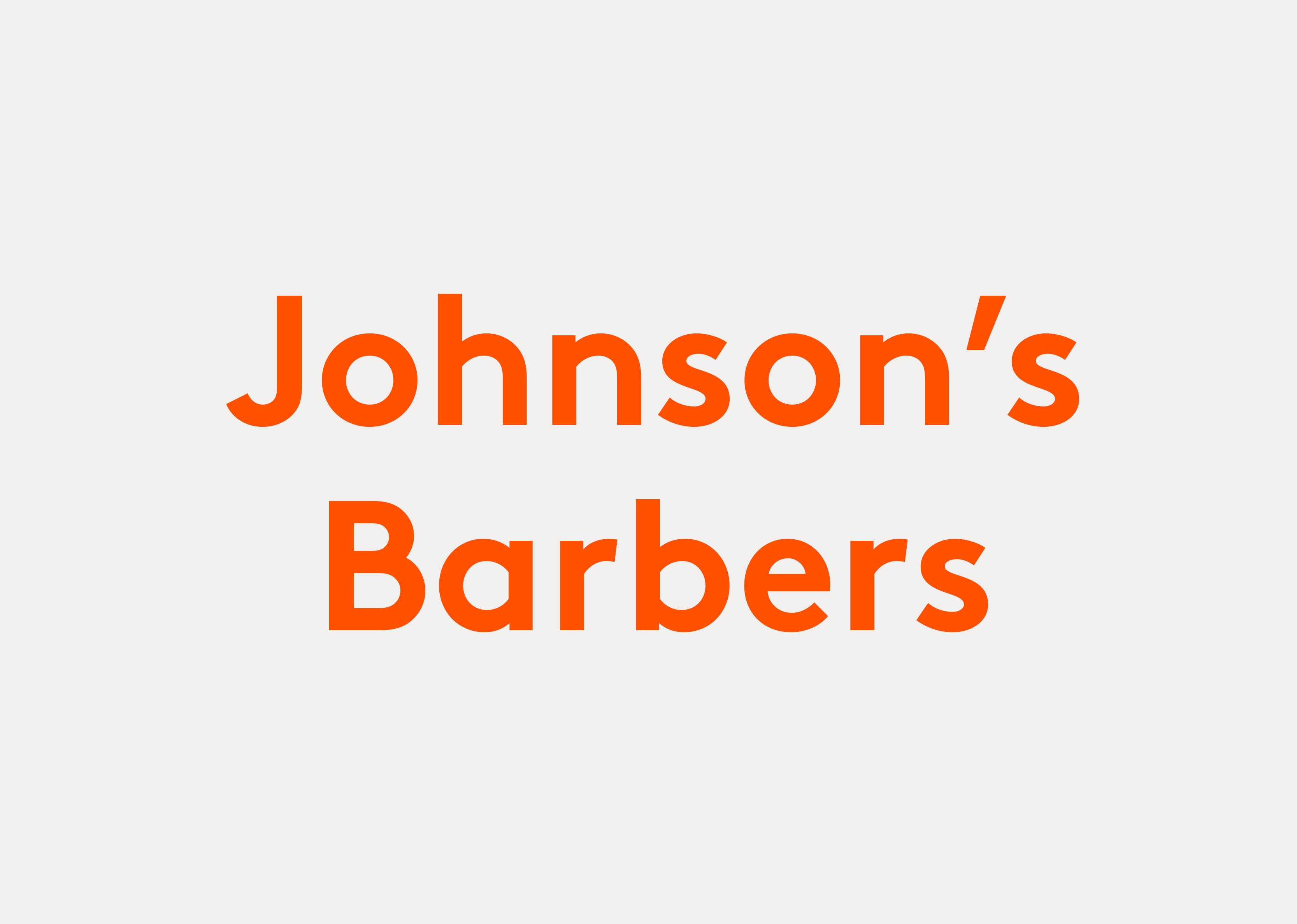 Johnson's Barbers