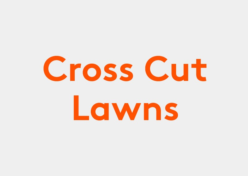 Cross Cut Lawns